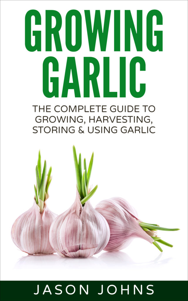 Growing Garlic Cover Image