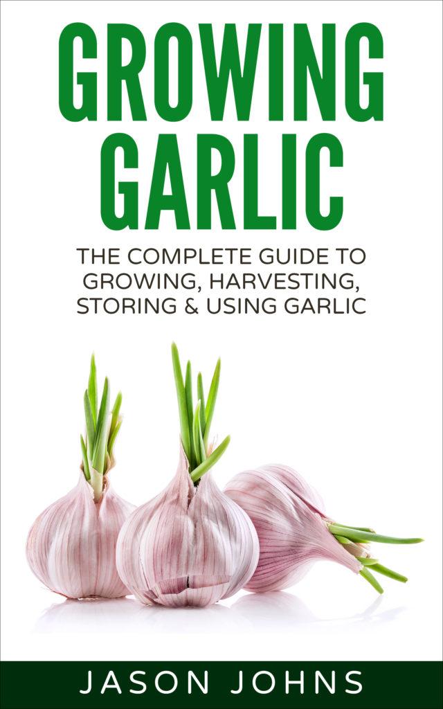 Growing Garlic Cover Image