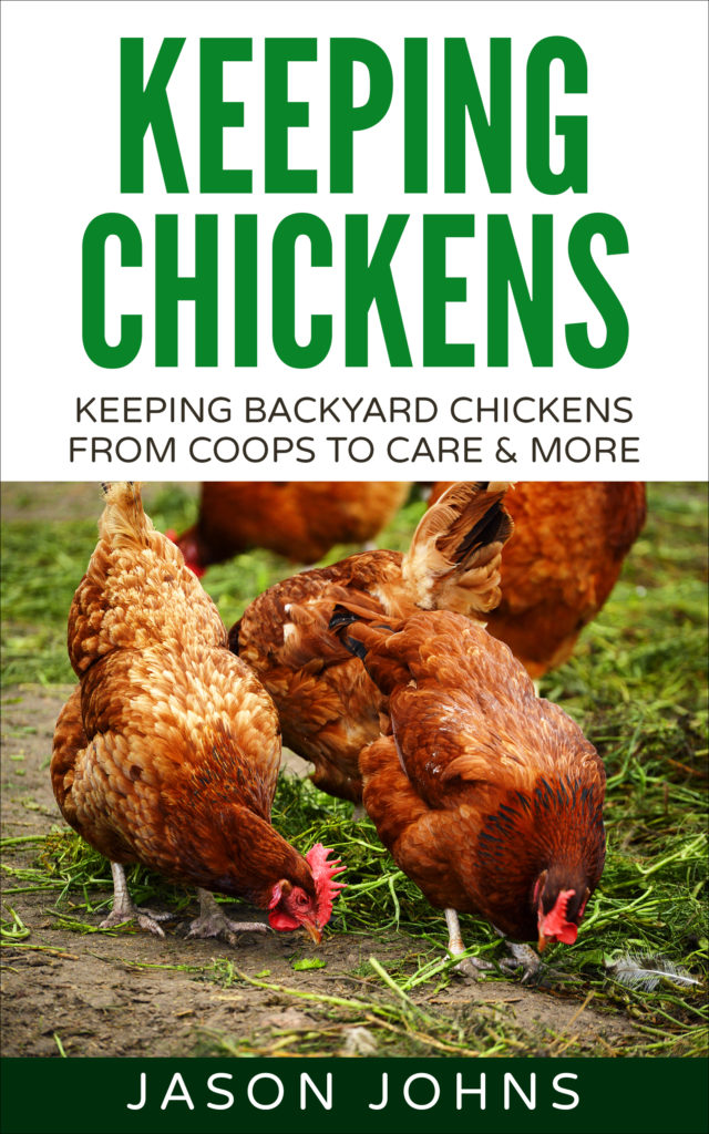Keeping Chickens Book Cover Image