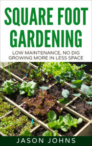 Square Foot Gardening Book Cover Image