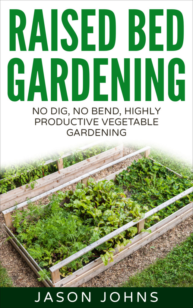 Raised Bed Gardening Cover Image