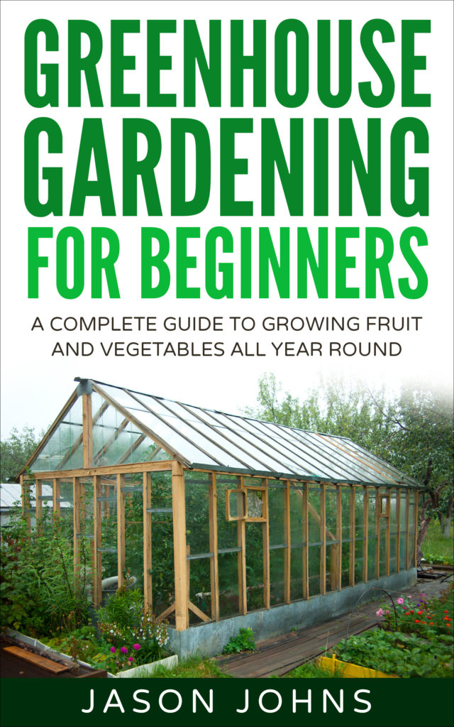 Greenhouse Gardening Cover Image