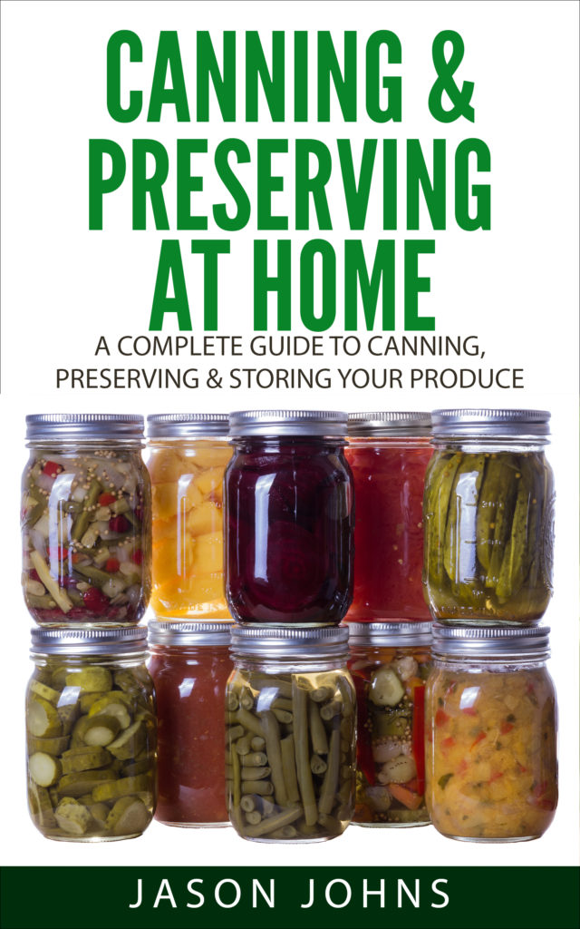 Canning & Preserving At Home cover