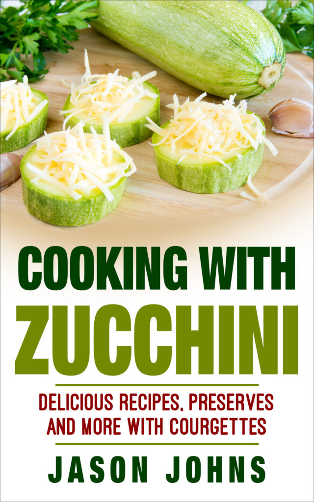 Cooking with Zucchini Cover Image
