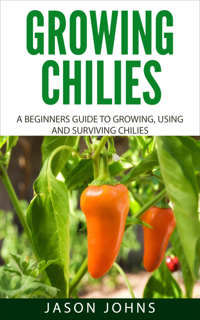 Growing Chilies Cover Image