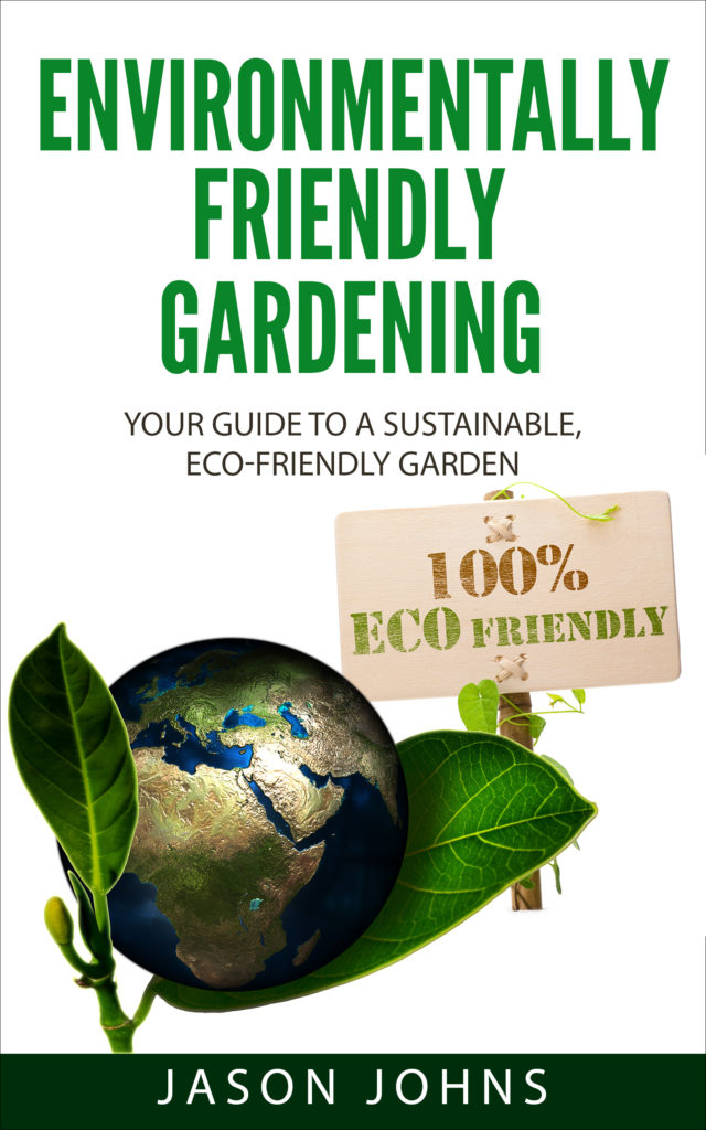 Environmentally friendly gardening book