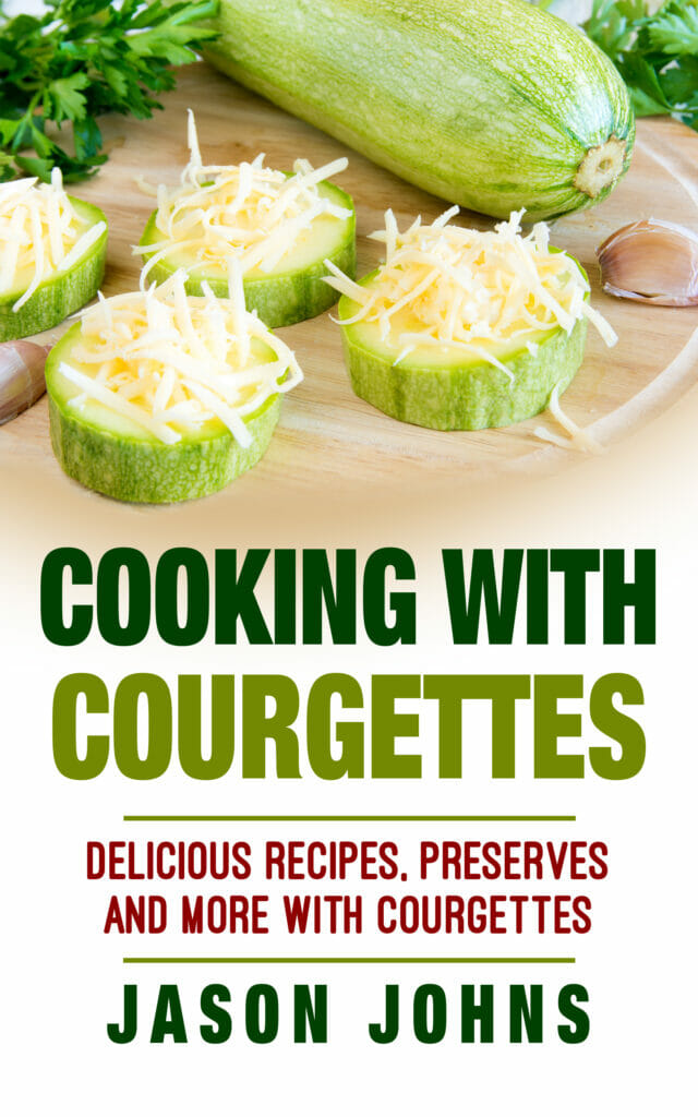 Cooking With Courgettes Cover